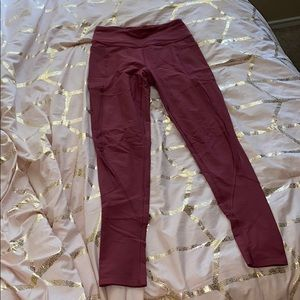 Victoria's Secret SPORT low rise leggings